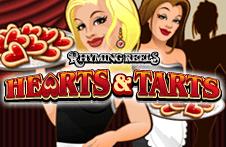 Демо автомат Rhyming Reels — Hearts & Tarts