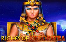 Игровой автомат Riches Of Cleopatra — знакомство с прекрасной Клеопатрой