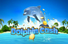 Игровой автомат Dolphin Cash — интересные графические решения