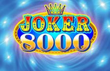 Демо автомат Joker 8000